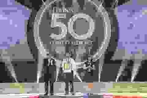 Vicostone lần thứ 5 lọt top 50 công ty niêm yết tốt nhất Việt Nam
