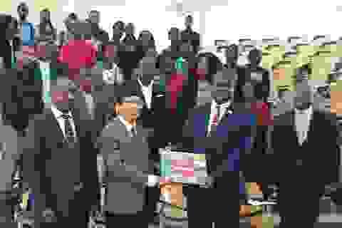 Đẩy mạnh xây dựng cầu nối thông tin đối ngoại Việt Nam - Mozambique