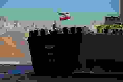 Siêu tàu chở dầu Iran đổi tên, rời Gibraltar bất chấp lệnh bắt từ Mỹ