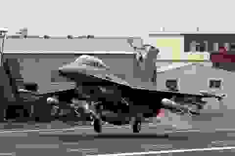 Ông Trump nêu lý do đồng ý bán 66 máy bay chiến đấu F-16 cho Đài Loan