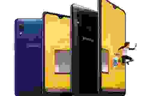 Samsung bán smartphone giá rẻ tích hợp camera kép, cảm biến vân tay tại Việt Nam