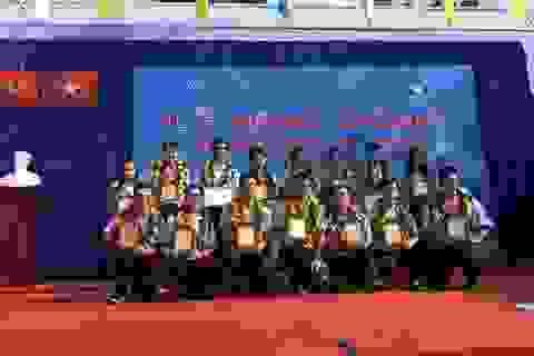 Lễ khai giảng sớm của hơn 5.000 tân sinh viên ĐH Bách khoa TPHCM