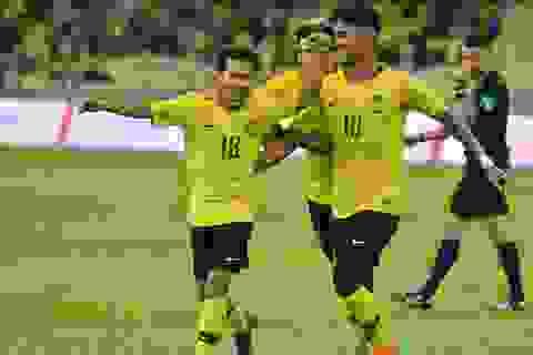 Malaysia triệu tập 27 cầu thủ chuẩn bị cho vòng loại World Cup