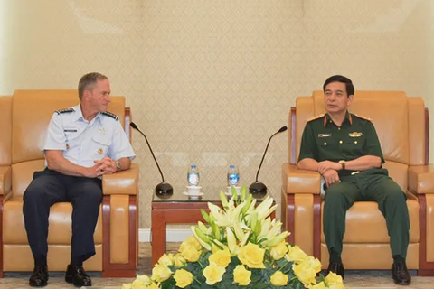 Duy trì quan hệ quốc phòng Việt Nam - Hoa Kỳ thiết thực, hiệu quả