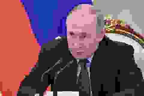 """Ông Putin """"tố"""" Mỹ có toan tính sau vụ thử tên lửa"""
