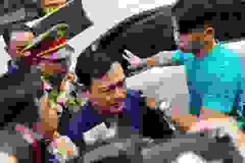Bị cáo Nguyễn Hữu Linh lĩnh 18 tháng tù