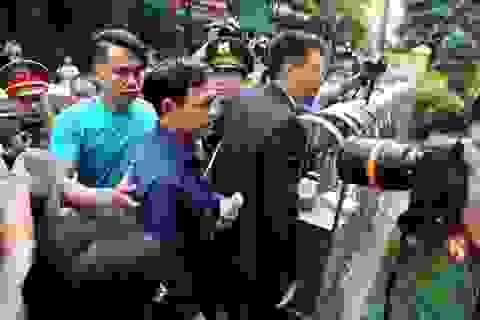 Bị cáo Nguyễn Hữu Linh kháng cáo kêu oan