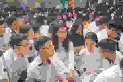 """Trường học ở TPHCM cho học sinh """"chấm điểm"""" giáo viên"""
