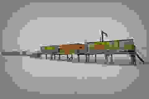 Tìm thấy dấu vết của dạng sắt mới từ vũ trụ ở Nam Cực