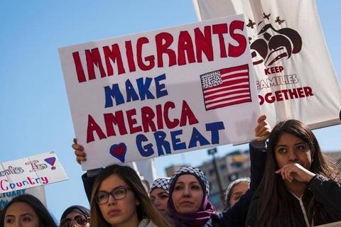 Quan chức Mỹ lo ngại chính sách nhập cư mới của Tổng thống Trump