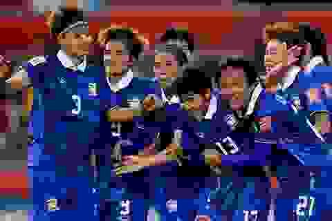 Đội tuyển nữ Việt Nam gặp Thái Lan ở chung kết giải Đông Nam Á