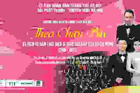"""""""Theo chân Bác""""- Chương trình Giao lưu nghệ thuật đặc biệt Kỷ niệm 50 năm thực hiện Di chúc của Chủ tịch Hồ Chí Minh"""