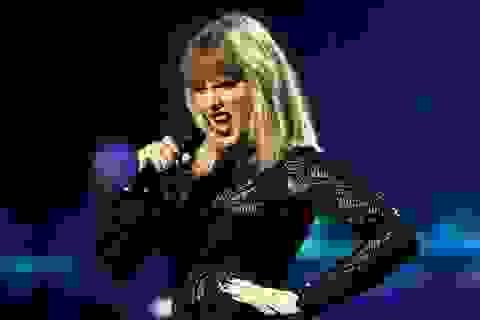 Taylor Swift vô địch kiếm tiền trong giới nữ ca sĩ