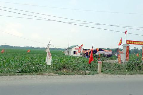 Hà Nội thông tin về nguồn gốc đất sân bay Miếu Môn xã Đồng Tâm