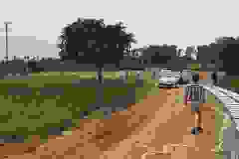 """Nở rộ tình trạng dự án """"ảo"""" phân lô bán nền vùng ngoại thành Hà Nội"""