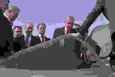 """Ông Putin mời Tổng thống Thổ Nhĩ Kỳ chiêm ngưỡng """"bóng ma bầu trời"""" Su-57"""