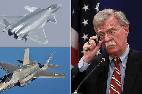 Mỹ cáo buộc Trung Quốc đánh cắp thiết kế máy bay chiến đấu F-35