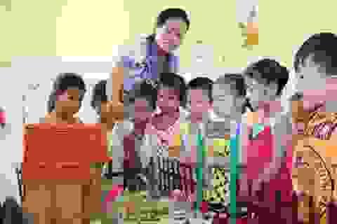 Vì sao Hà Tĩnh vẫn phải duy trì hàng trăm giáo viên mầm non dạng hợp đồng?