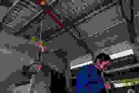 Nam Định: Phập phù nghề thổi thuỷ tinh Xối Chì
