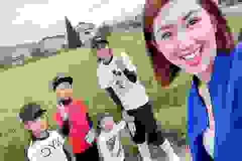 """""""Tình cũ Quốc Trường"""" làm """"nông dân"""" ở vựa lúa lớn nhất Nhật Bản"""