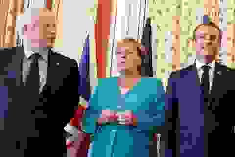 Anh, Pháp, Đức đồng loạt lên tiếng về tình hình căng thẳng trên Biển Đông