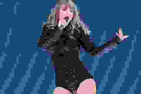 Taylor Swift yêu cầu có máy quay bảo vệ vòng 3 mọi lúc mọi nơi