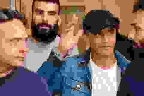 Alexis Sanchez chính thức gia nhập Inter Milan