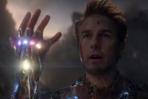 """Cực phẩm Deepfake biến Tom Cruise thành Iron Man hoàn hảo """"không tỳ vết"""""""
