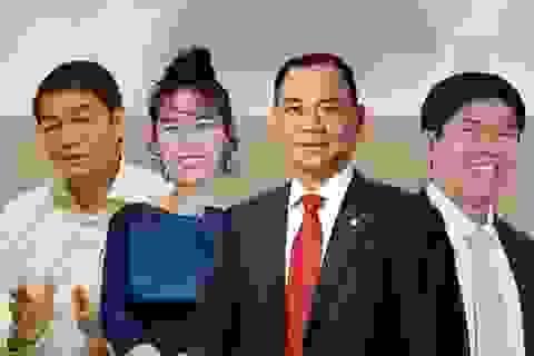 Bảy ông lớn tỷ USD Việt Nam top dẫn đầu châu Á - Thái Bình Dương