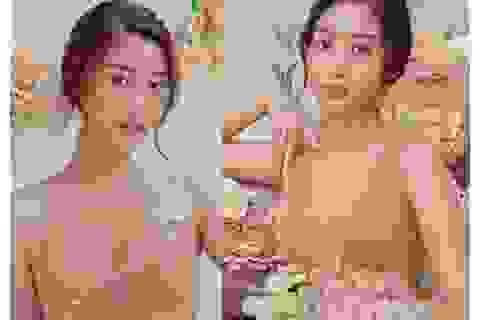 Hình ảnh mới của Hoa hậu Đỗ Mỹ Linh sau tin đồn yêu thiếu gia