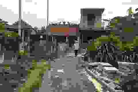 Quảng Bình: Gia đình Mẹ Việt Nam anh hùng kêu cứu vì bị phá đường vào nhà!