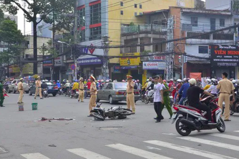 57 người chết vì tai nạn giao thông trong 3 ngày nghỉ Quốc khánh