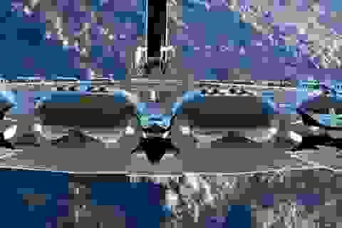 """""""Khách sạn trong không gian"""" đầu tiên sẽ hoạt động vào năm 2025"""