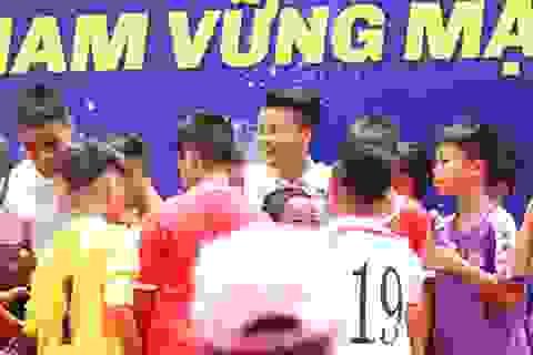 """Văn Quyết, Quang Hải… sẽ trở thành những """"đại sứ thắp lửa ước mơ"""""""