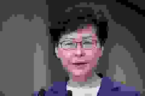 """Lãnh đạo Hong Kong chính thức rút dự luật dẫn độ sau 13 tuần """"sóng gió"""""""