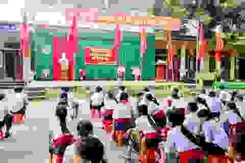 Nghệ An: 135 cơ sở giáo dục lùi ngày khai giảng do ảnh hưởng mưa lũ