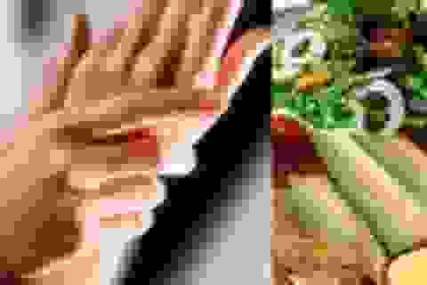 Loại thực phẩm nên kiêng cho người bệnh gút
