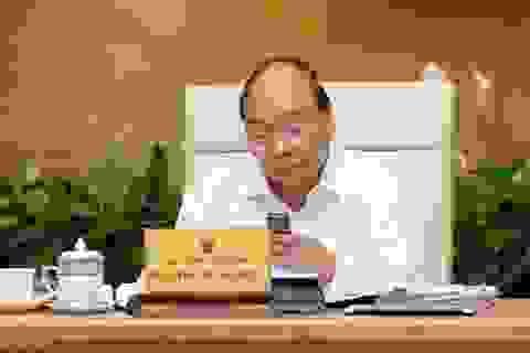 Các thành viên Chính phủ nhắn tin ủng hộ người nghèo
