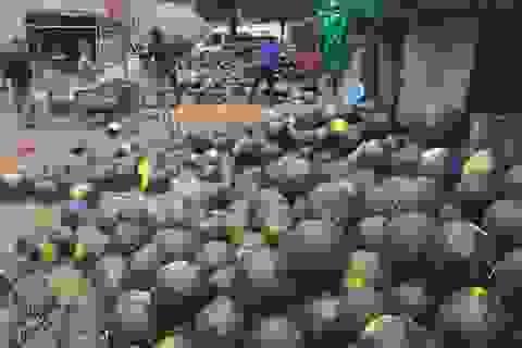 Trung Quốc làm khó, hàng loạt trái cây Việt mất giá nặng nề