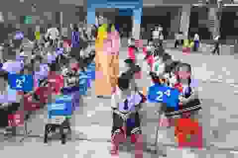 Khánh Hòa: Hàng trăm phòng học các cấp được xây mới đầu năm học