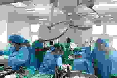 Bệnh viện Trung ương Huế: 1 tháng thực hiện 21 ca ghép tạng thành công
