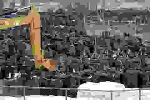 Ba thực tập sinh Việt Nam cáo buộc công ty Nhật Bản lừa dọn phóng xạ