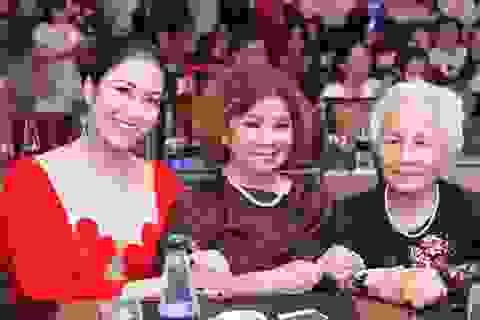 NSND Thanh Hoa, Anh Thơ đến chúc mừng Tuyết Nga ra mắt dự án âm nhạc