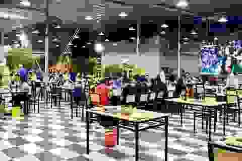 """TPHCM: Nhà hàng đông khách """"đột biến"""" trước trận Việt Nam – Thái Lan"""