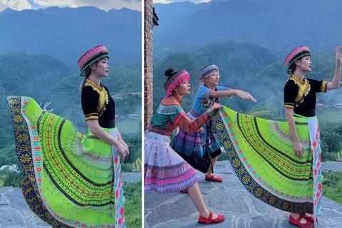 """Bộ ba hot girl Chi Pu - Quỳnh Anh Shyn - Sun HT tấu hài cực """"lầy"""" ở Sapa"""