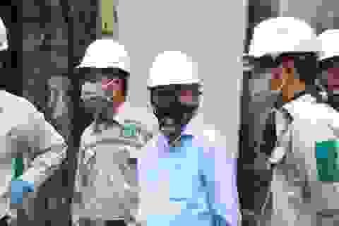 Cháy Công ty Rạng Đông: Thủy ngân trong không khí dưới ngưỡng quy định?