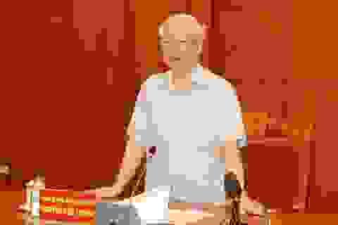 Tổng Bí thư nêu ba đột phá chiến lược trong mục tiêu phát triển đất nước