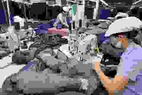 """Thị trường Trung Quốc """"ế ẩm"""", ngành dệt may tập trung vào Mỹ, EU, Nhật Bản"""