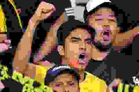 Bộ trưởng 26 tuổi của Malaysia chỉ trích cảnh sát Indonesia vì xem nhẹ bạo lực sân cỏ