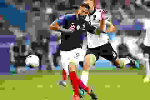 Griezmann đá hỏng phạt đền, Pháp vẫn thắng đậm Albania